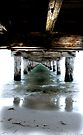 under the boardwalk by Anthony Mancuso