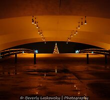 Christmas at Point State Park, Pittsburgh Pennsylvania by BLaskowsky