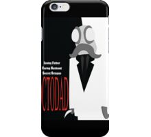 Octodad (Scarface) iPhone Case/Skin