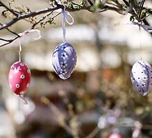 Easter Eggs by chempathy