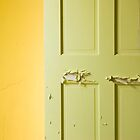 yellow door by rob dobi