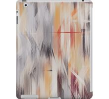 Pastel Colored Abstract Background #2 iPad Case/Skin