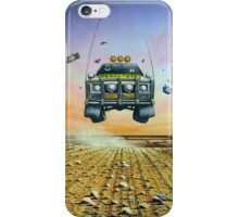 Are We There Yet - Feral Ute iPhone Case/Skin