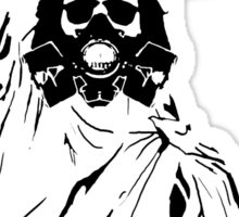 Gas Liberty Sticker