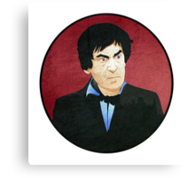 Patrick Troughton - Doctor Who #2 Canvas Print