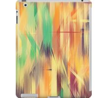 Pastel Colored Abstract Background #5 iPad Case/Skin