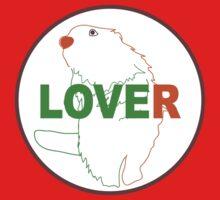 BEAVER LOVER  by SofiaYoushi