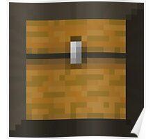Minecraft Chest Poster