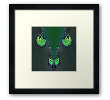 Jewels of the Deep Framed Print