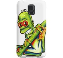 Homey Tree Frog Samsung Galaxy Case/Skin