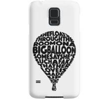 Girl Almighty by One Direction Lyrics - Black Samsung Galaxy Case/Skin