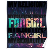 We are all Fangirls and Equal Poster