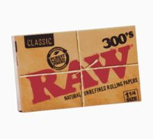 RAW Rolling Papers 1 1/4 Size by HighlyAnimated