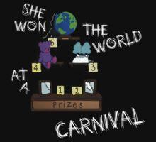 She Had The World [black] by Elizabeth  Fraser