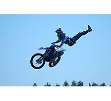 Freestyle MotoX  Photographic Print