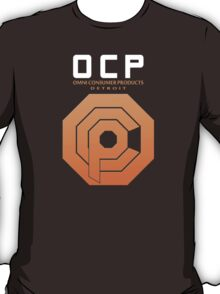 Omni Consumer Products (OCP) T-Shirt