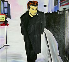 James Dean Boulevard Of Broken Dreams by Azzurra