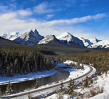 Bow Valley by Mark Williams
