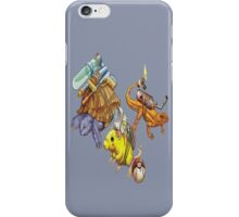 Realistic pokemon iPhone Case/Skin