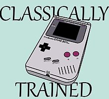 classically trained by hedgehogunited