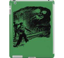 Railroad Ghoul iPad Case/Skin