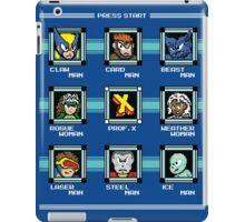 Mega X-Man iPad Case/Skin