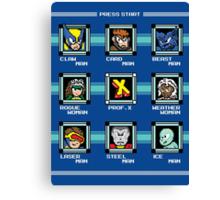 Mega X-Man Canvas Print