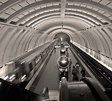 Bethesda Station II by NewDawnPhoto
