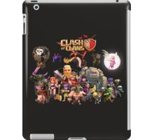 Clash of Clan - Assemble iPad Case/Skin