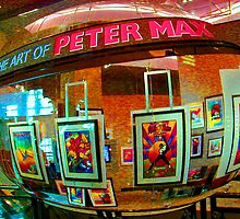 The Art of Peter Max by christiane