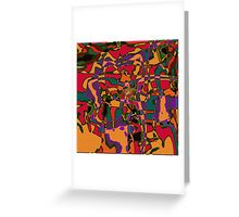 1369 Abstract Thought Greeting Card