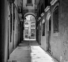 Quiet- Barcelona by CJVisions