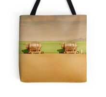 Twin Engines Tote Bag