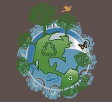 A Global Recycle by SaMack