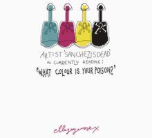 'What Colour is Your Poison' by ellejayerose