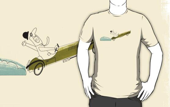 My New Car by Illustrator's Lounge