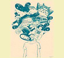 Ghibli mind by LETTHEM