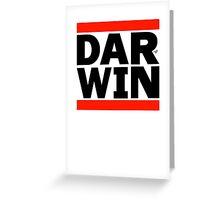 DAR-WINNING by Tai's Tees Greeting Card