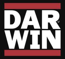 DAR-WINNING wht by Tai's Tees by TAIs TEEs