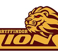 Gryffindor Lions by tlamey