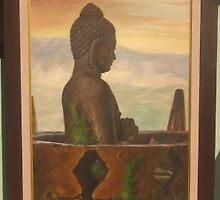 Budha by fransisco