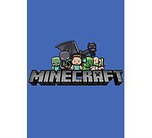 minecraft 2 Photographic Print