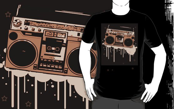 boom box by specifikreazon7