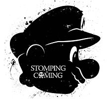 Stomping Is Coming by ChicoDesigns