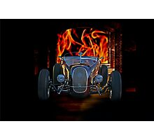 1927 Ford 'Track T' Roadster Photographic Print