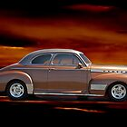 1941 Chevrolet 'Special Deluxe' Coupe by DaveKoontz