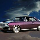 1965 Chevelle Malibu 'Early Muscle' SS by DaveKoontz