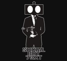Social Bot 73XT Laser Agent by galacticrad