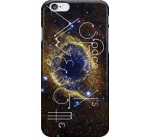 Space Is Awesome iPhone Case/Skin