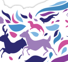 Colors of the Wind Sticker